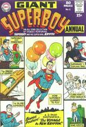 Superboy Annual Vol 1 1