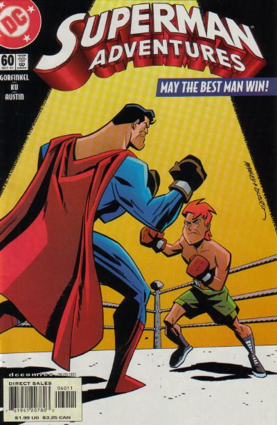 Superman Adventures Vol 1 60