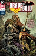 The Brave and the Bold Batman and Wonder Woman Vol 1 1