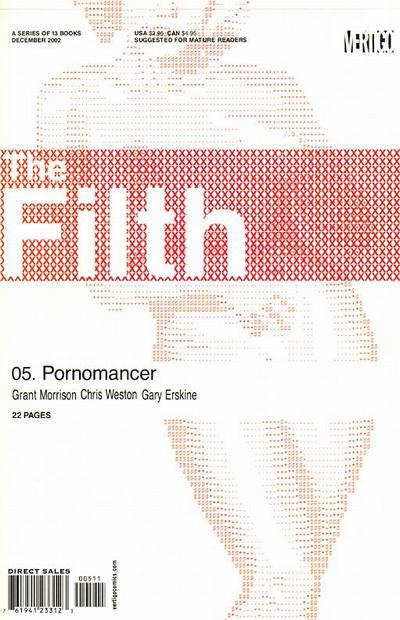The Filth Vol 1 5