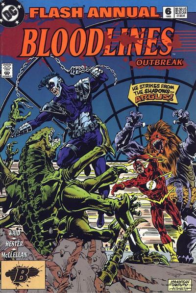 The Flash Annual Vol 2 6