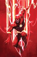 The Flash Vol 1 759 Textless Variant