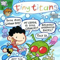 Tiny Titans Vol 1 14
