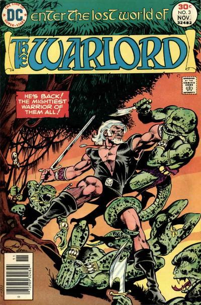 Warlord Vol 1 3