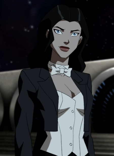 Zatanna Zatara (Earth-16)