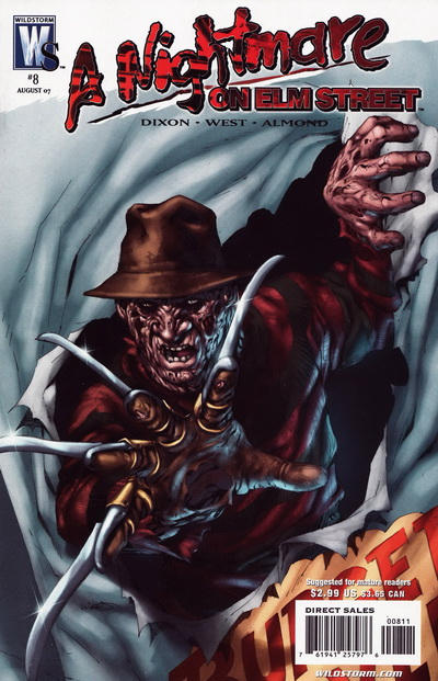 A Nightmare on Elm Street Vol 1 8