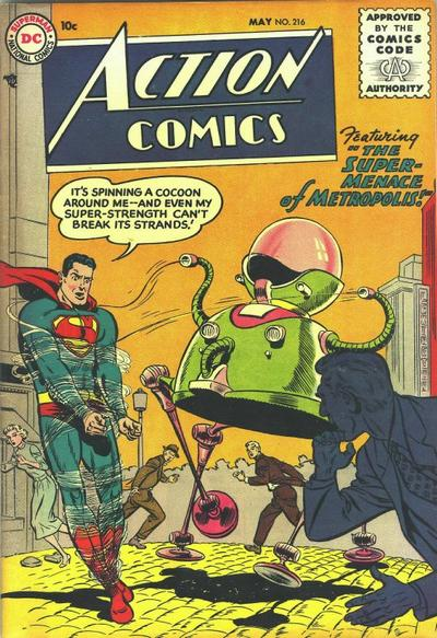 Action Comics Vol 1 216