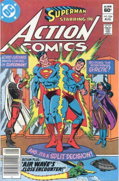 Action Comics Vol 1 534