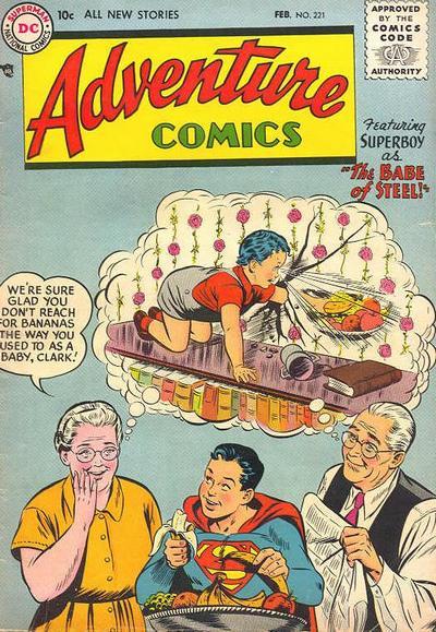 Adventure Comics Vol 1 221