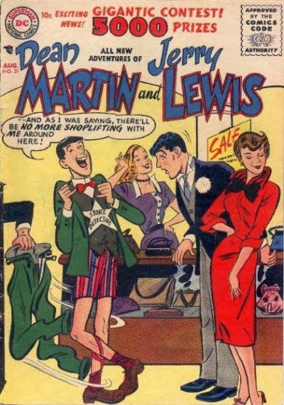 Adventures of Dean Martin and Jerry Lewis Vol 1 31