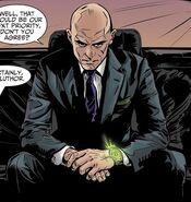 Alexander Luthor Being Super 001