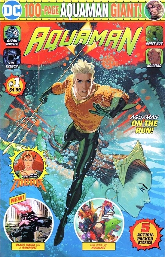 Aquaman Giant Vol 1 1