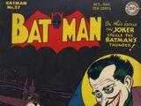 Batman Vol 1 37