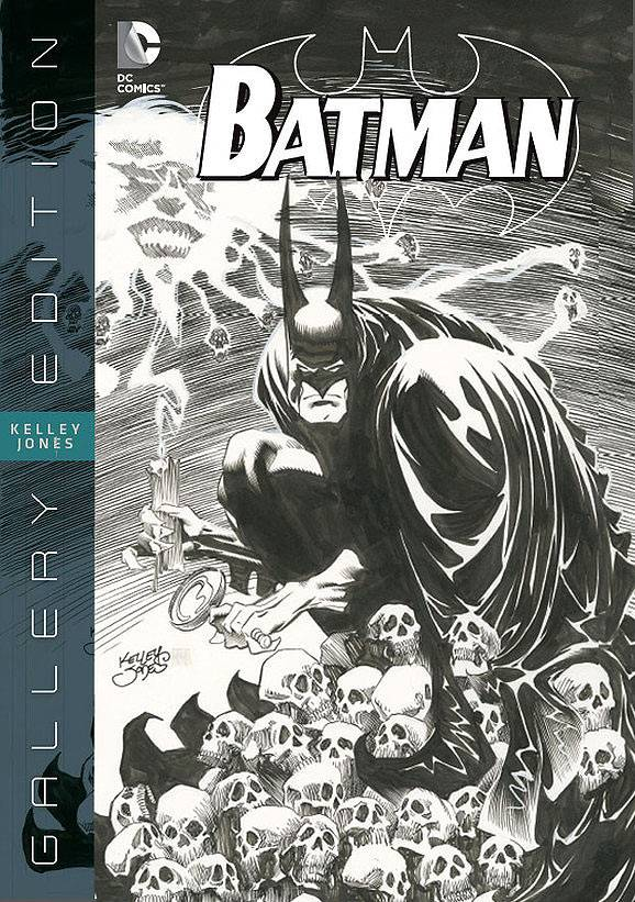 Batman: Kelley Jones Gallery Edition (Collected)