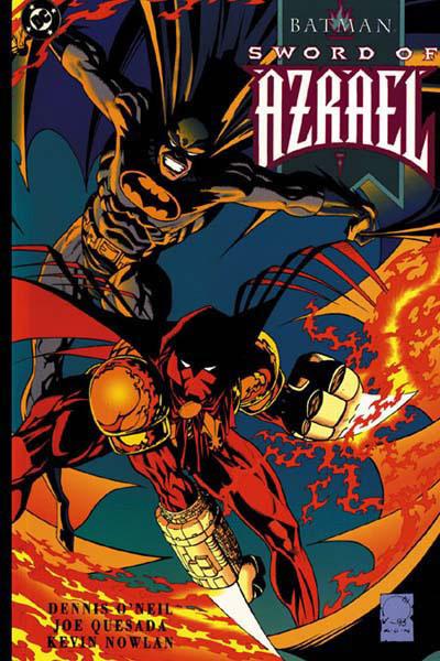 Batman: Sword of Azrael