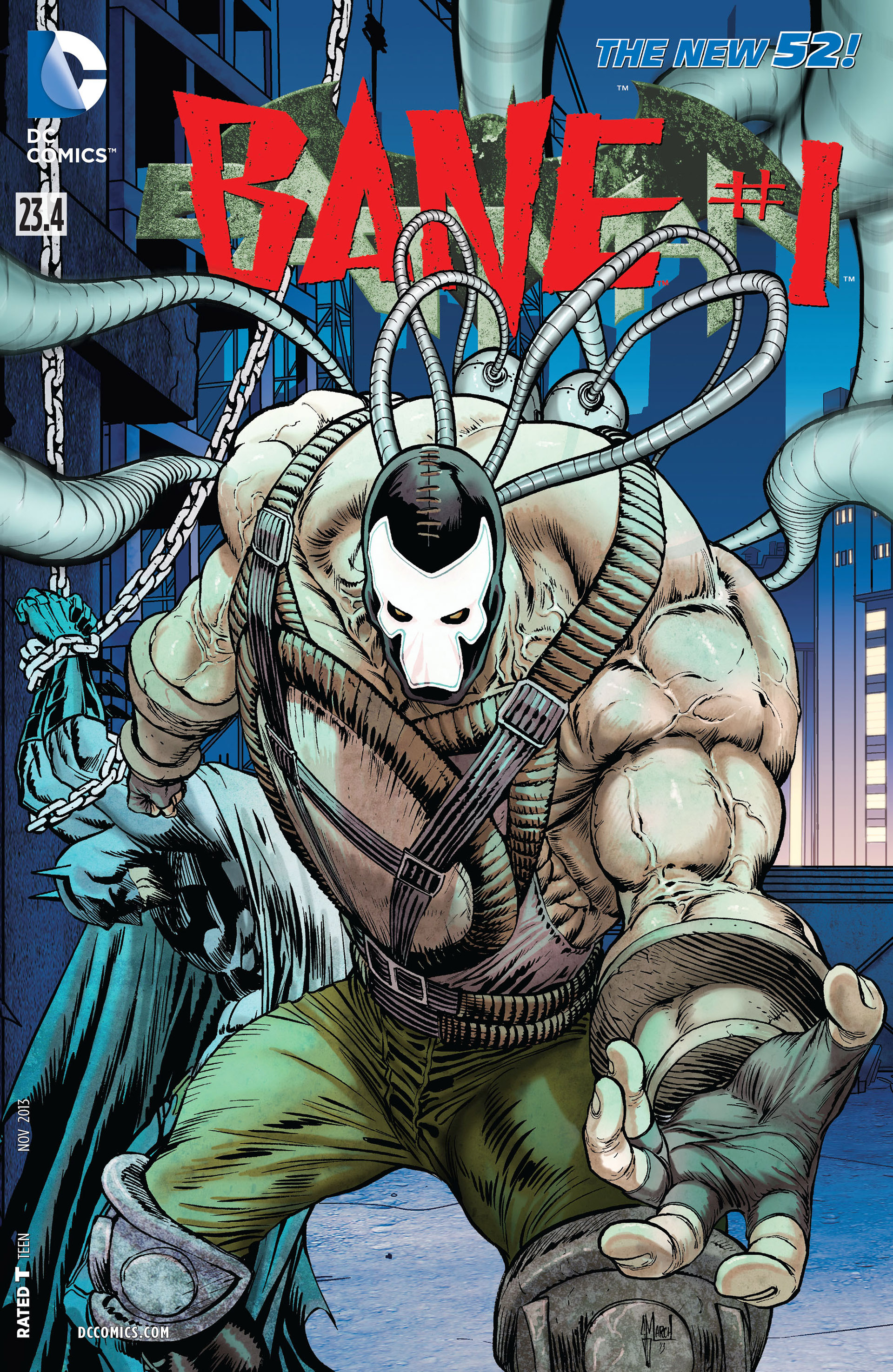 Batman Vol 2 23.4: Bane