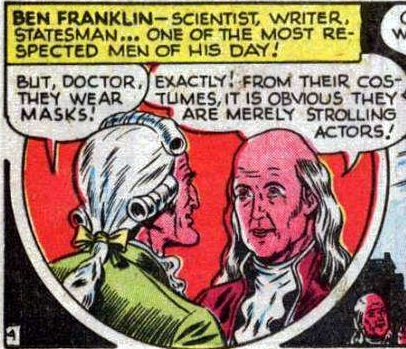 Benjamin Franklin (New Earth)