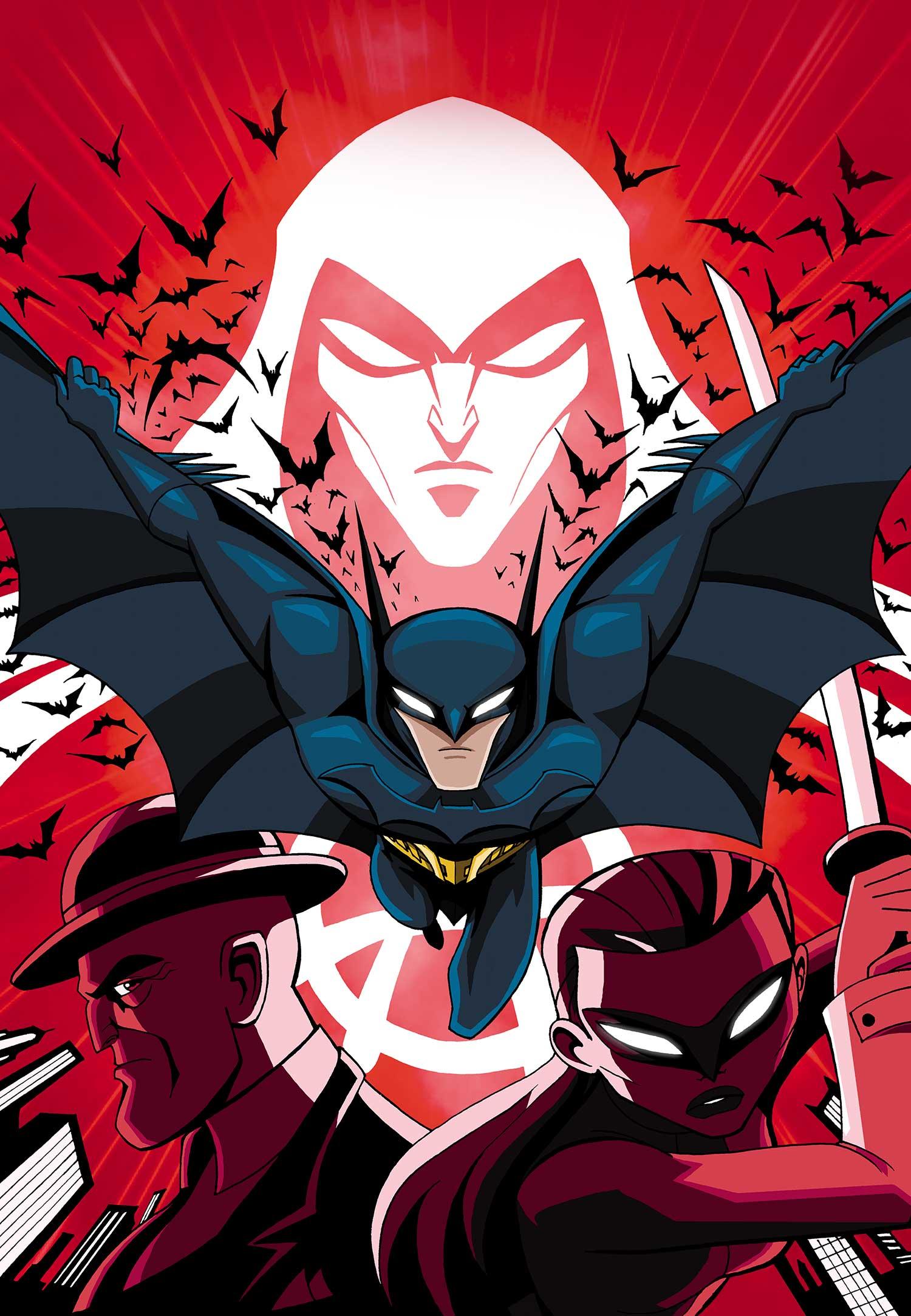 Beware the Batman Vol 1 1 Textless.jpg