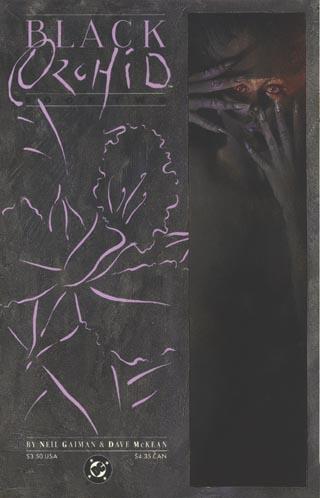 Black Orchid Vol 1 2