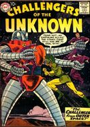 Challengers of the Unknown 12