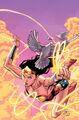 DC Retroactive Wonder Woman – The '90s Vol 1 1 Textless
