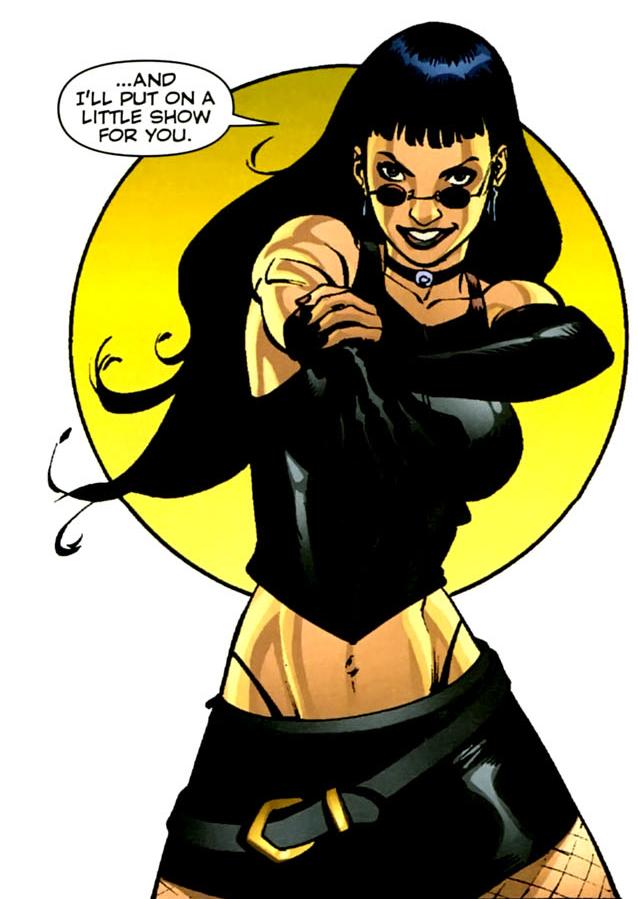 Elizabeth Rowan (Wildstorm Universe)