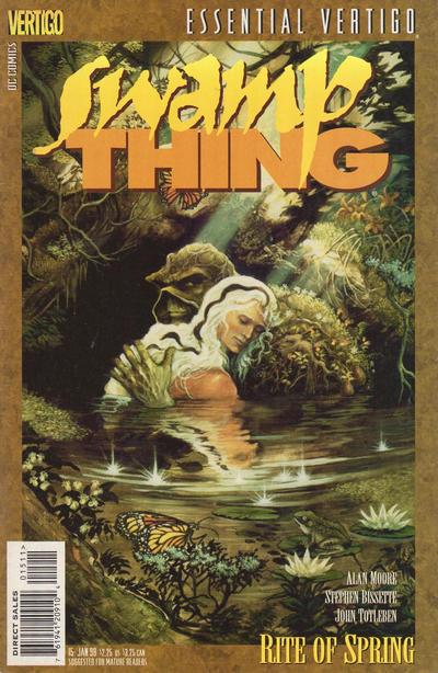 Essential Vertigo: Swamp Thing Vol 1 15