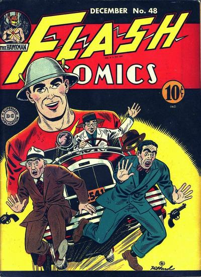 Flash Comics Vol 1 48