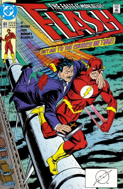 The Flash Vol 2 61