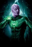 Green Lantern Movie Prequel Abin Sur Vol 1 1 Textless