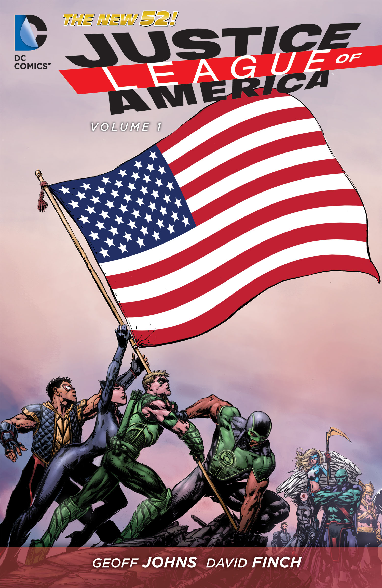 Justice League of America: World's Most Dangerous (Collected)