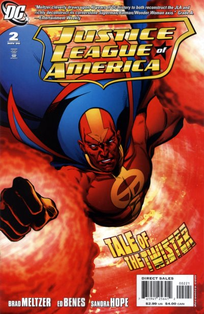 Justice League of America Vol 2 2