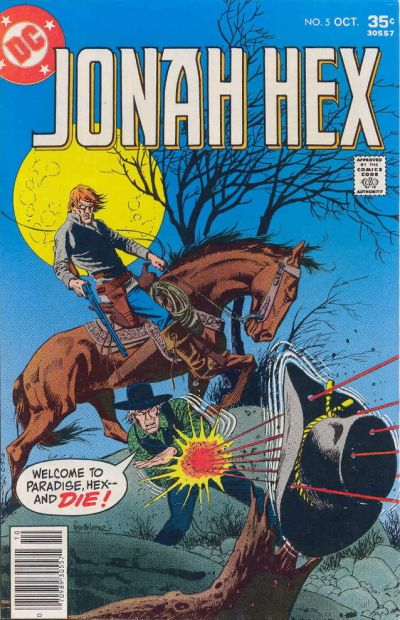 Jonah Hex Vol 1 5