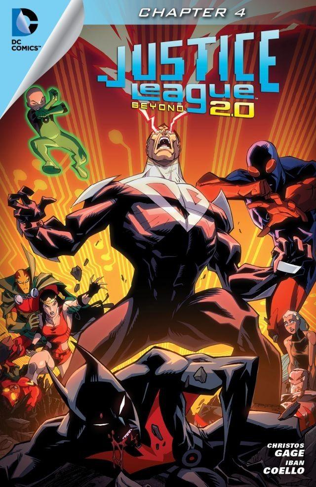 Justice League Beyond 2.0 Vol 1 4 (Digital)
