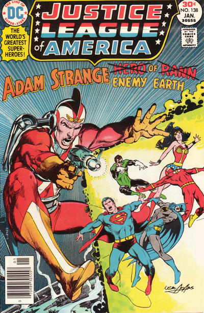 Justice League of America Vol 1 138
