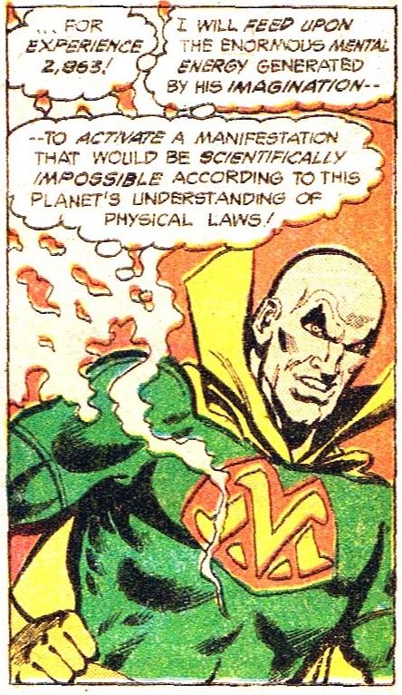 Master Villain (Earth-One)