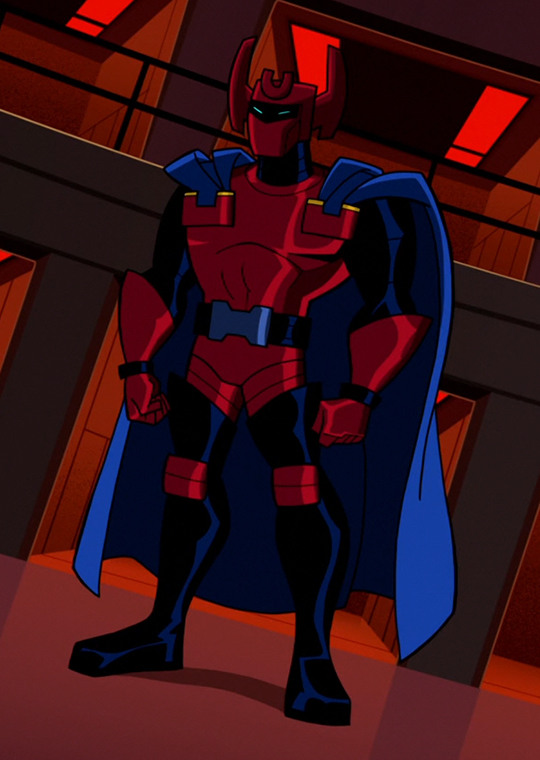 Doctor Polaris (The Brave and the Bold: Deep Cover for Batman!)
