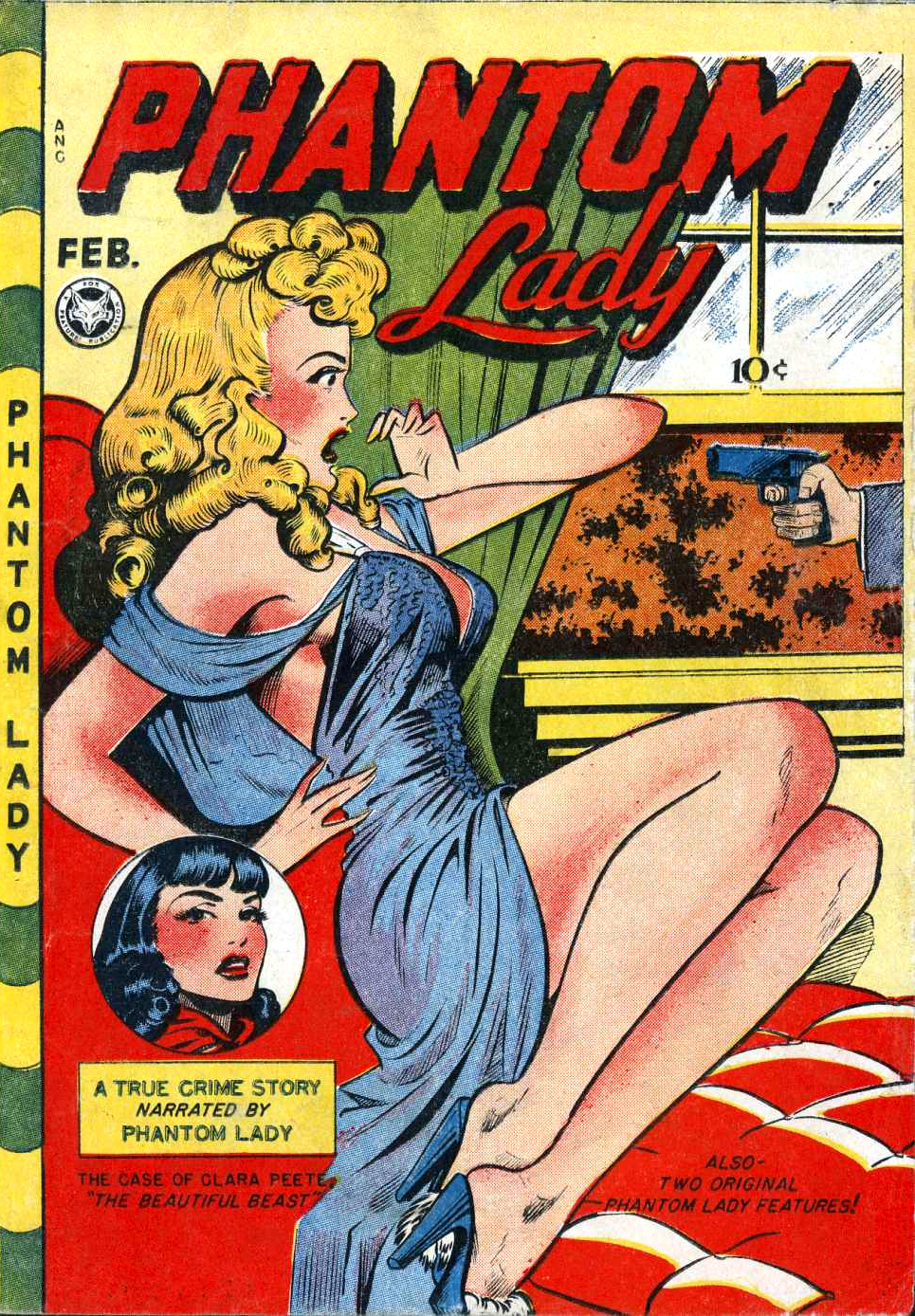 Phantom Lady (Fox) Vol 1 16