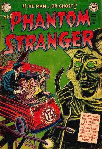 The Phantom Stranger Vol 1 5