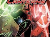 Red Lanterns: Blood Brothers (Collected)