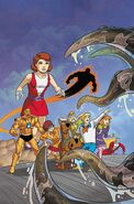 Scooby-Doo Team Up Vol 1 43 Textless