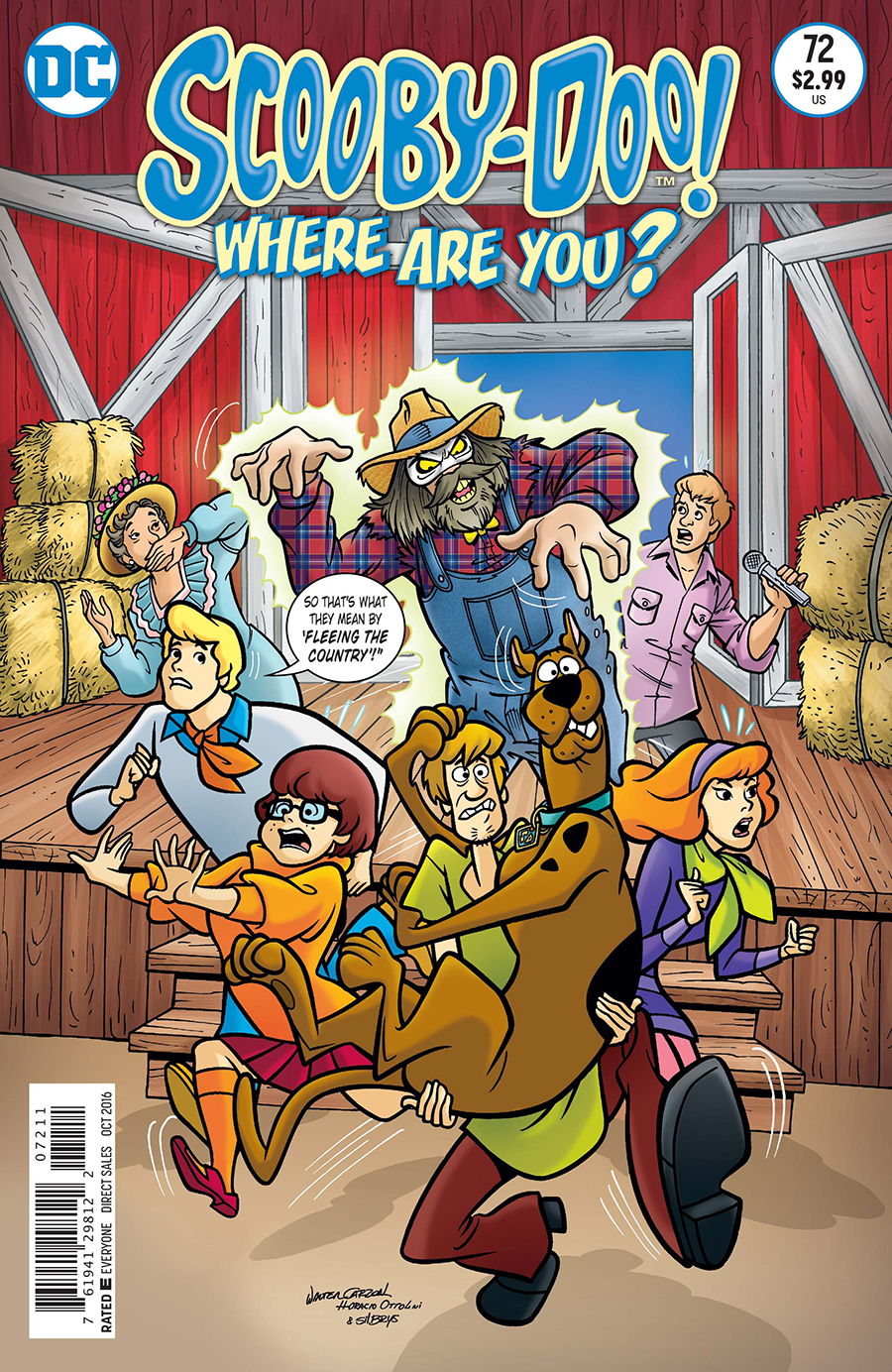 Scooby-Doo, Where Are You? Vol 1 72