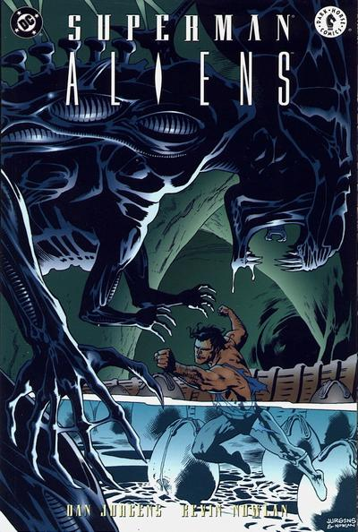 Superman/Aliens Vol 1 3