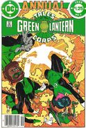 Tales of the Green Lantern Corps Annual Vol 1 1
