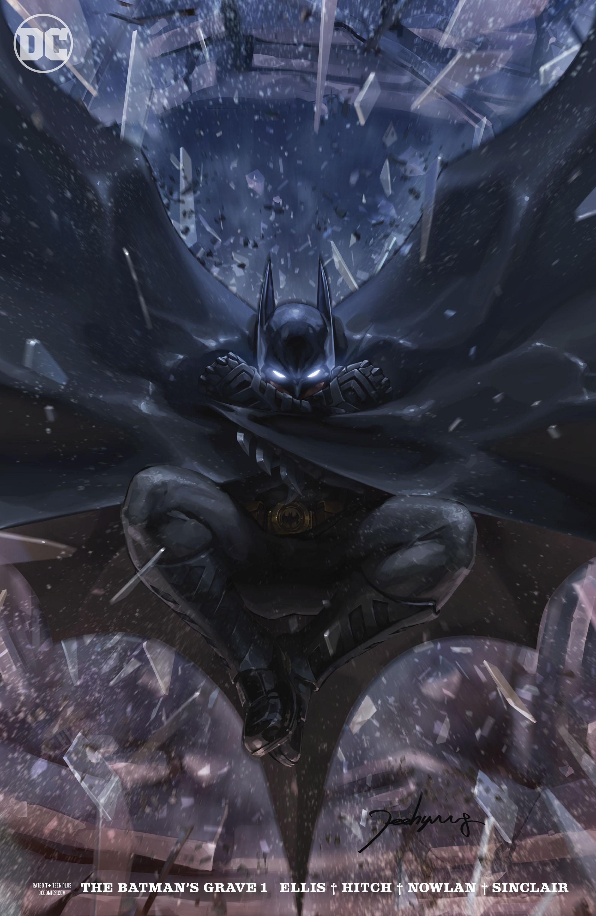 The Batman's Grave Vol 1 1 Variant.jpg