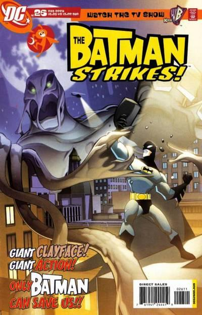 The Batman Strikes! Vol 1 26
