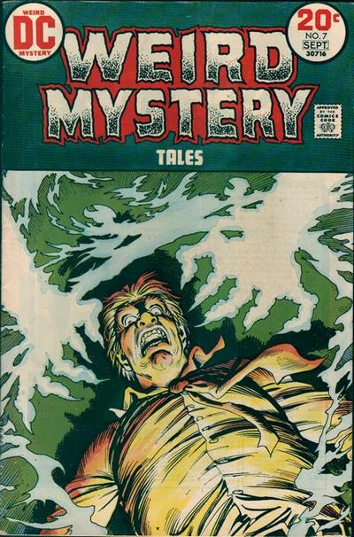 Weird Mystery Tales Vol 1 7