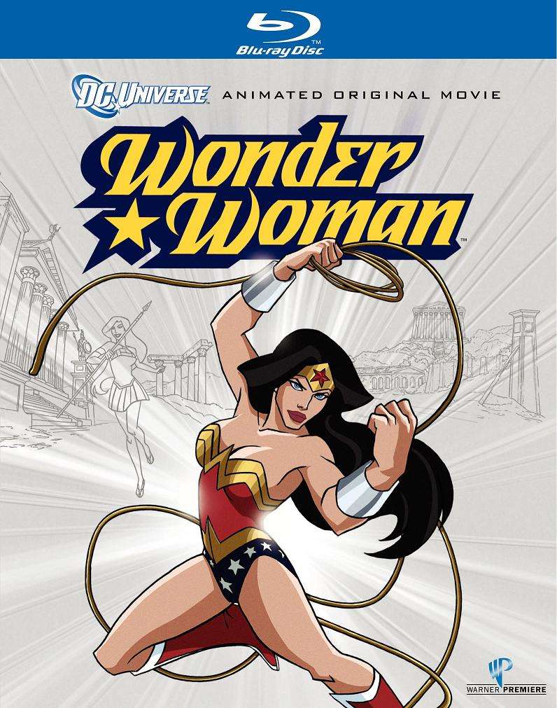 Wonder Woman (2009 Movie)