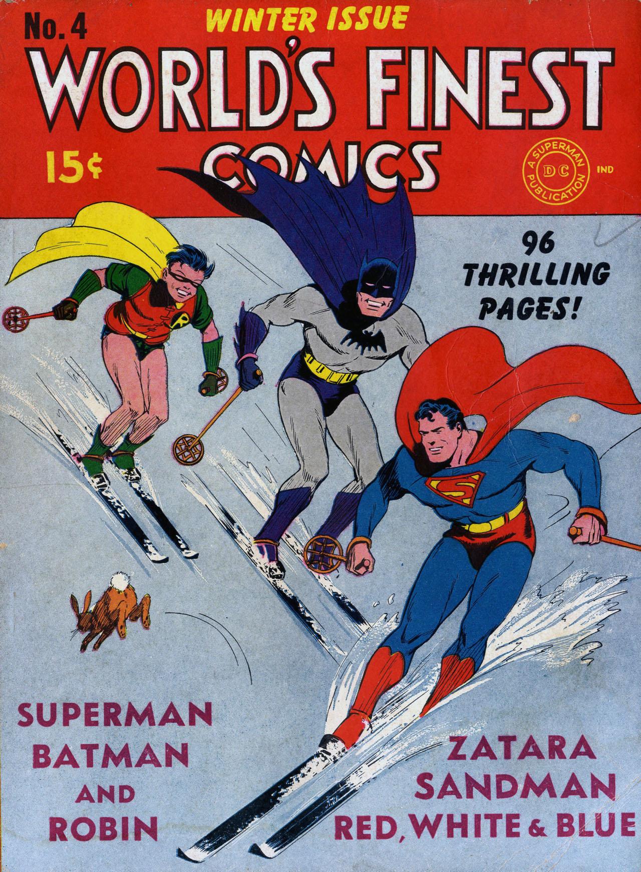 World's Finest Vol 1 4