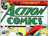 Action Comics Vol 1 36